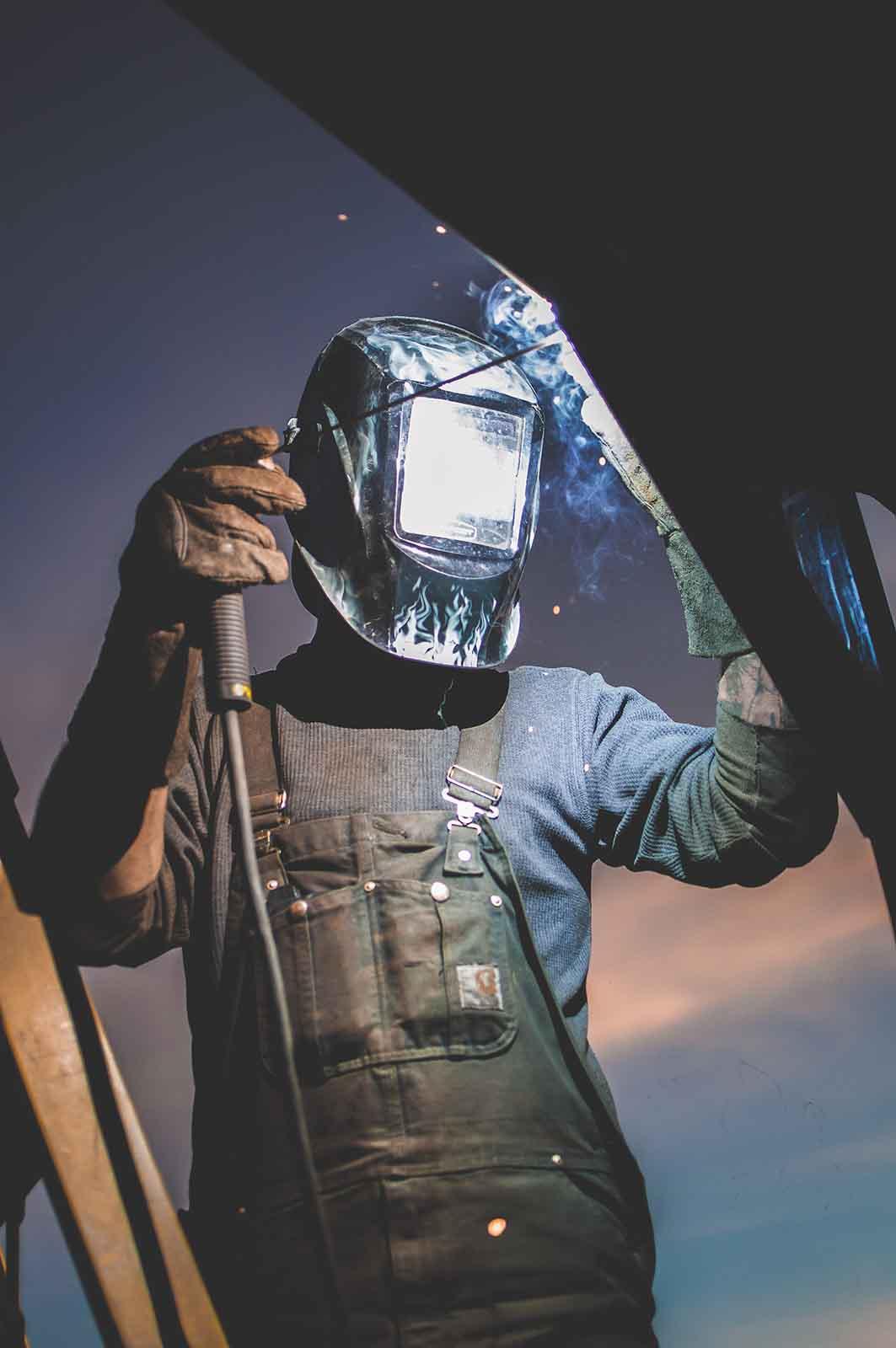 custom metal fabrication york