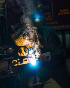 steel fabrication york