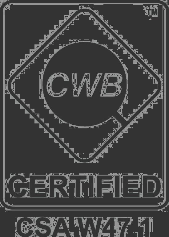 welding certification ontario