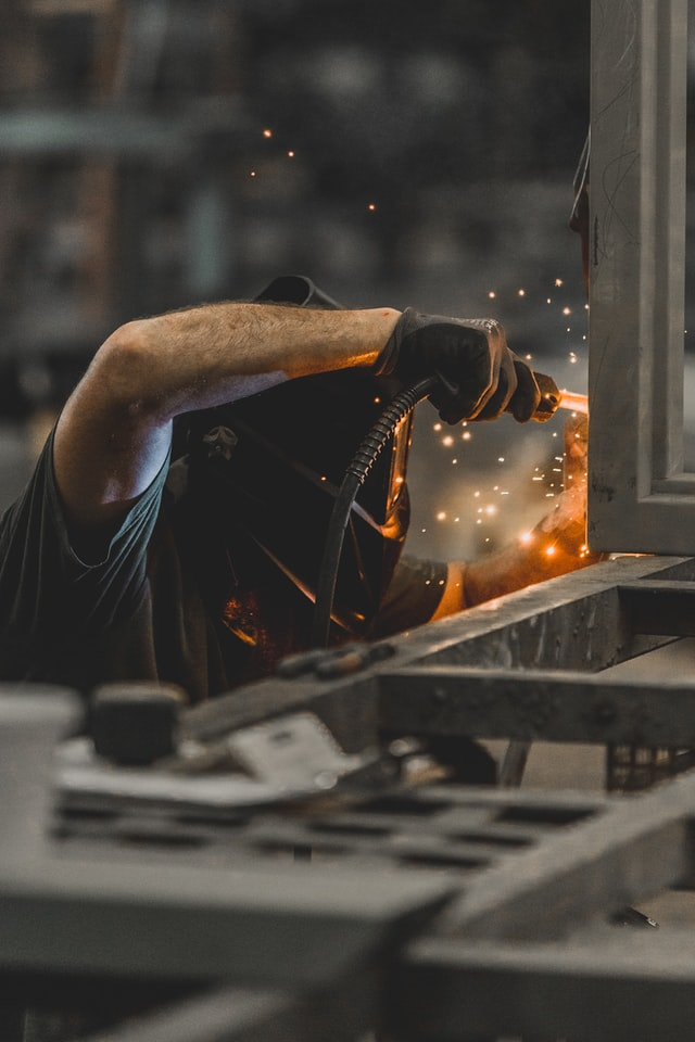 structural welding east york