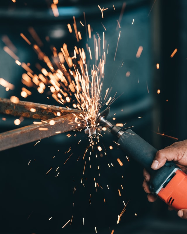 welding services east york